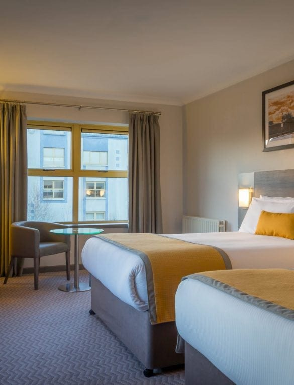 Maldron Hotel Wexford Twin Room