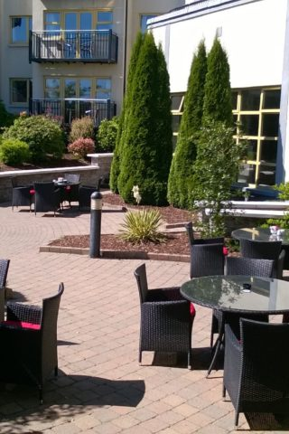 Maldron Hotel Wexford Courtyard