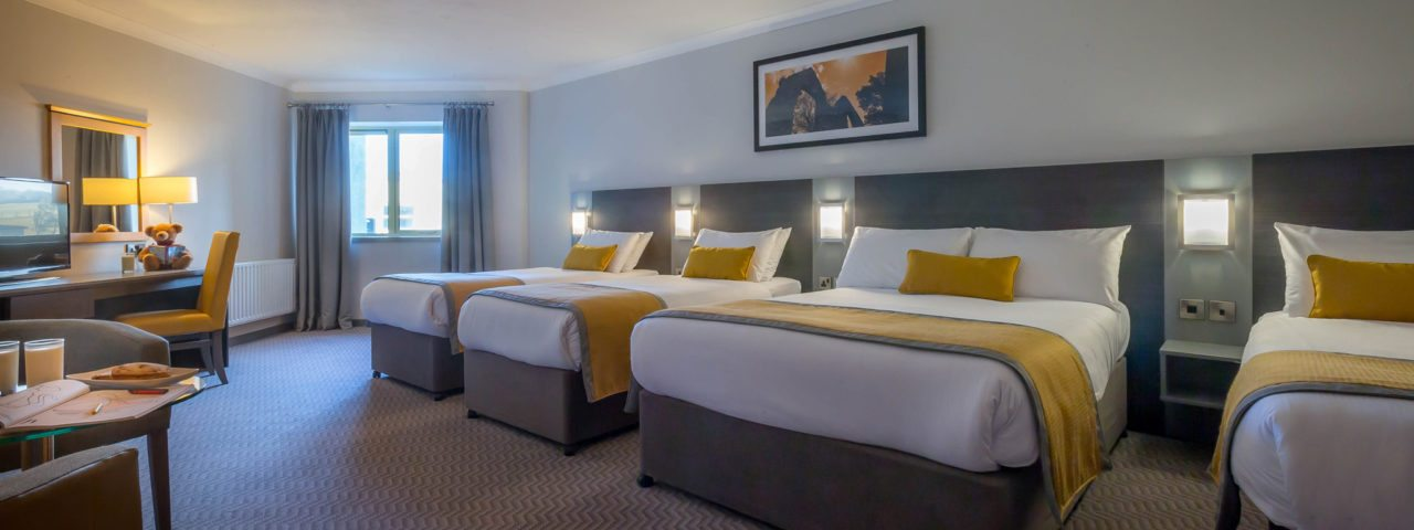 Family Hotel Room Wexford