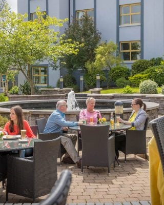 Restaurant with outdoor dining in County Wexford